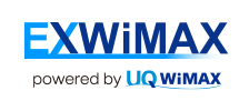 EXWiMAX powerd by UQWiMAX